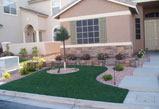 synthetic lawn Merced